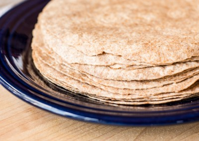 Sprouted Wheat Tortilla