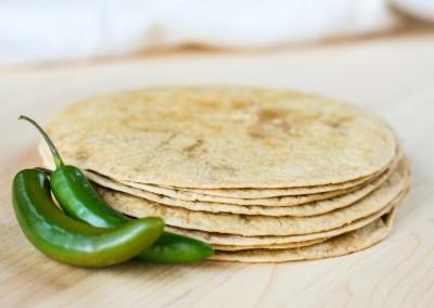 Spicy Jalapeño Veggie-tilla