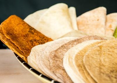 Organic Flour Tortillas
