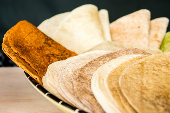 Margarita's flour tortillas in various varieties