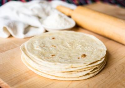 White Tortilla