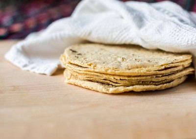 Stone Ground Corn Tortillas