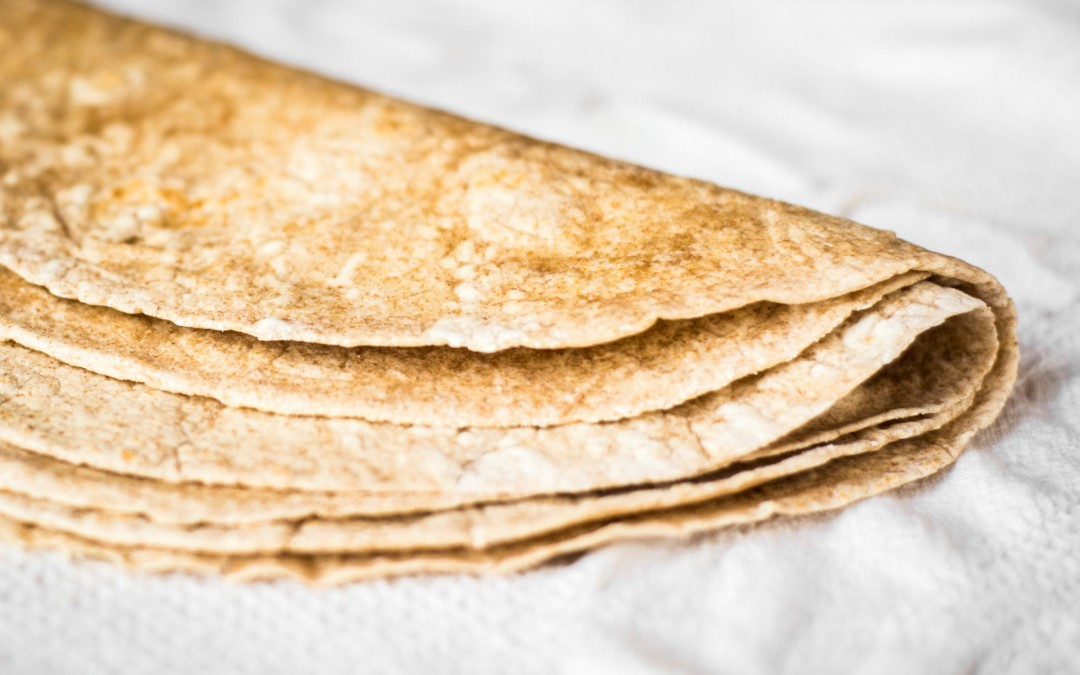 Whole Wheat Tortilla