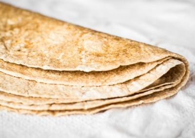 Whole Wheat Tortilla
