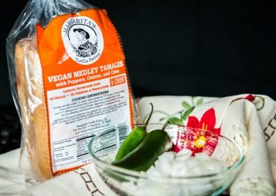 Vegan Medley Tamales