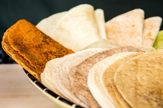 Margarita's flour tortillas in various varieties